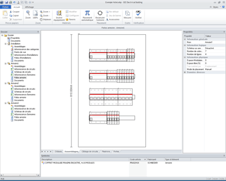 Electrical schematic diagram software : SEE Electrical Building ...
