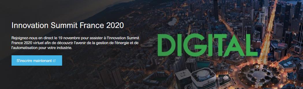 Innovation Summit France 2020