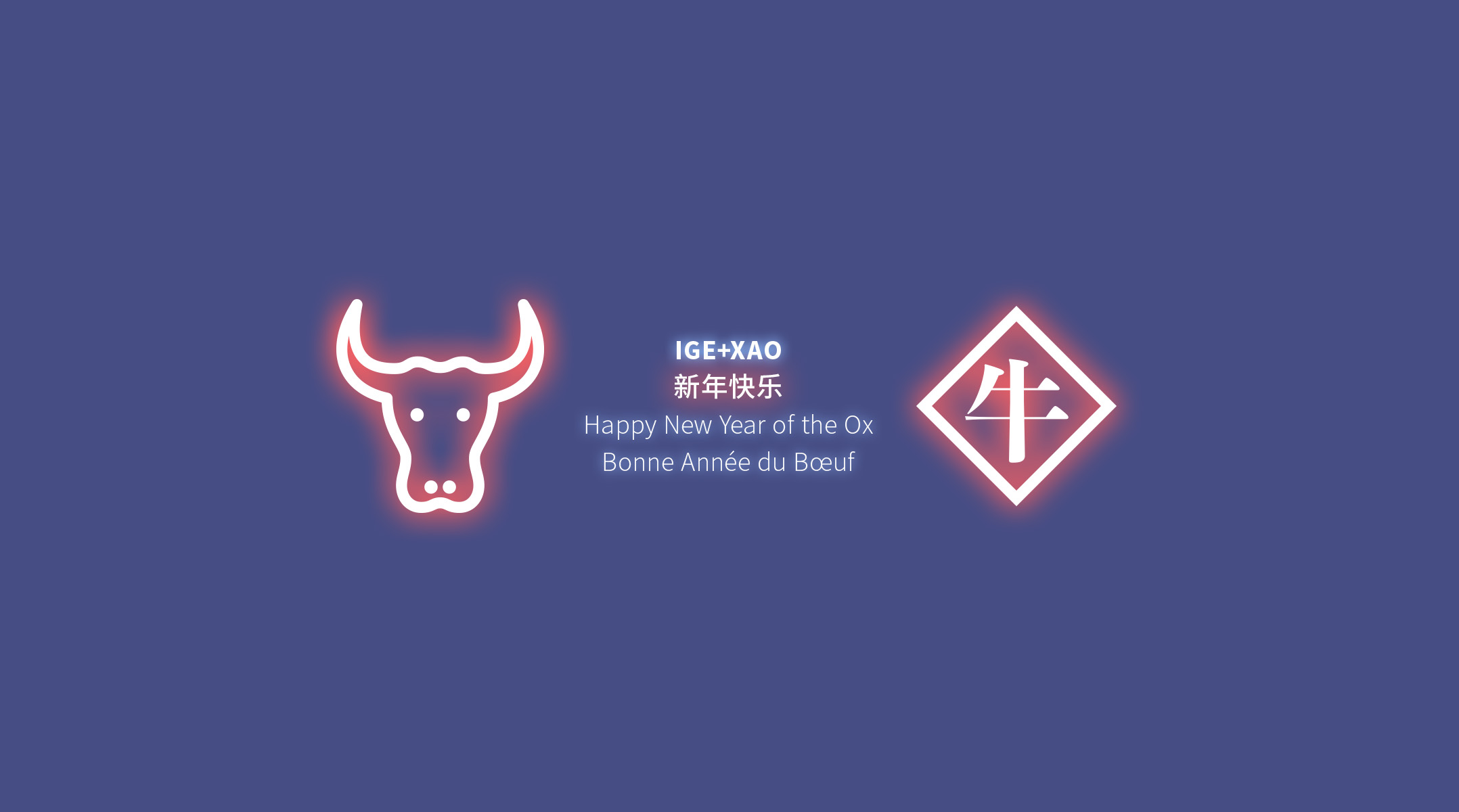Happy new year of the ox