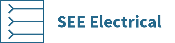 Logo SEE Electrical png