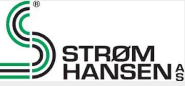 Strøm Hansen logo