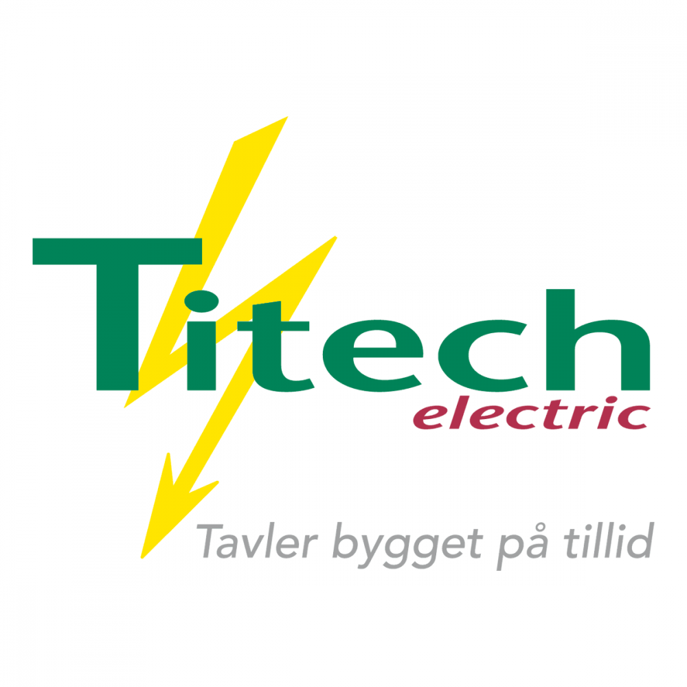 Titech electric logo high resolution