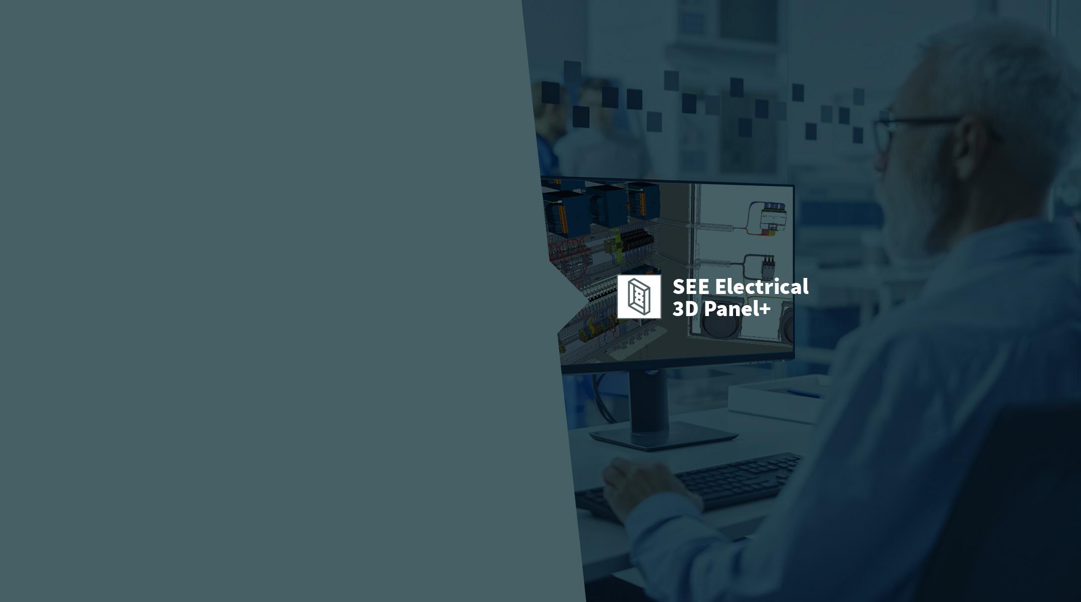 SEE Electrical 3D Panel Webinar banner