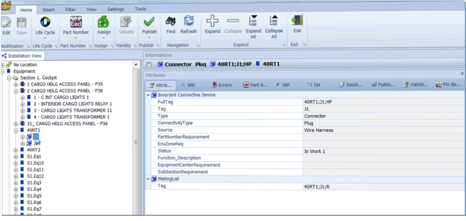 SEE Electrical PLM Connective Device Manager 2